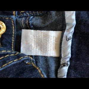Baby Phat Jeans - Baby Phat cropped jeans size 14